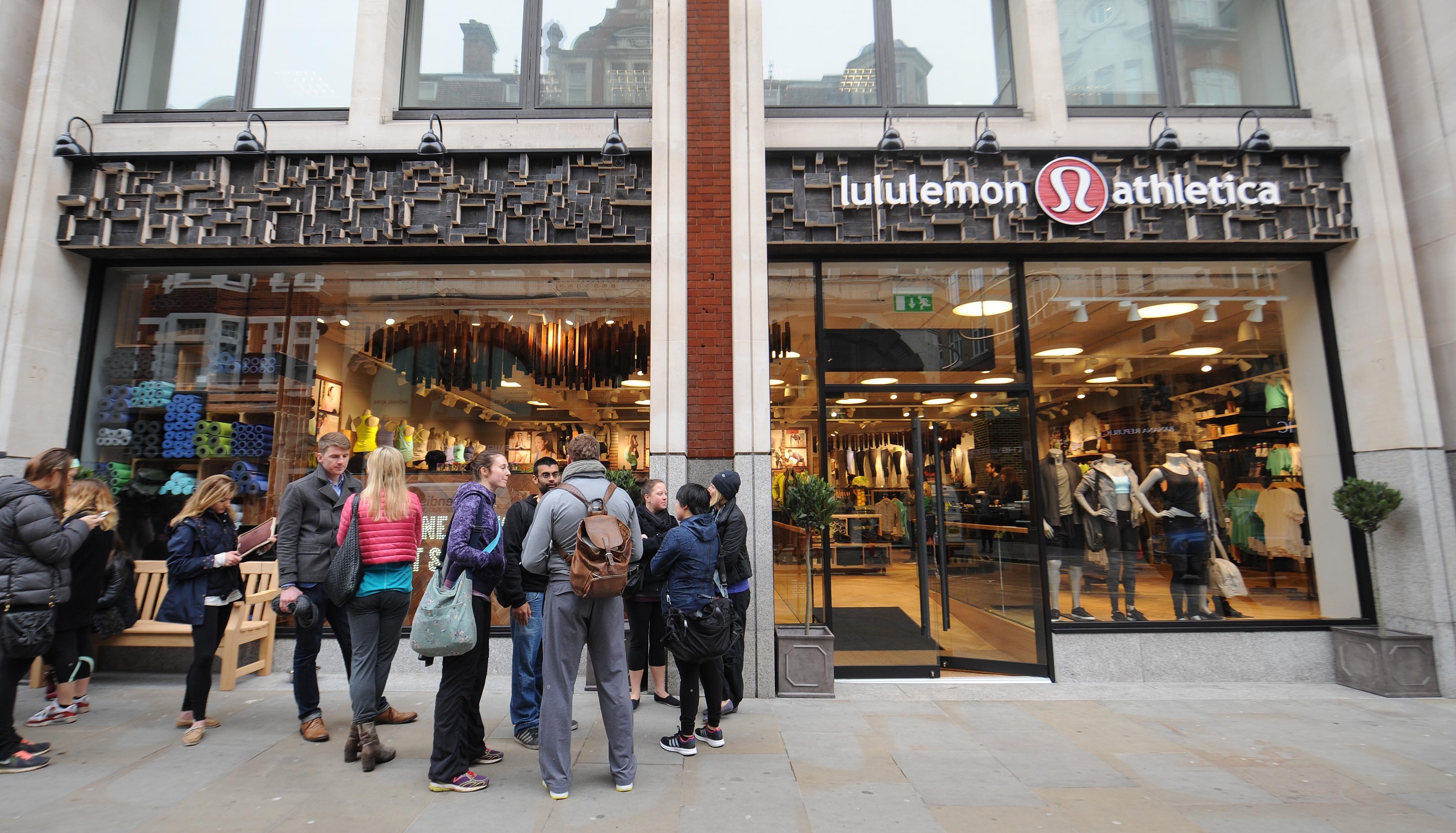 lululemon plans ambitious expansion