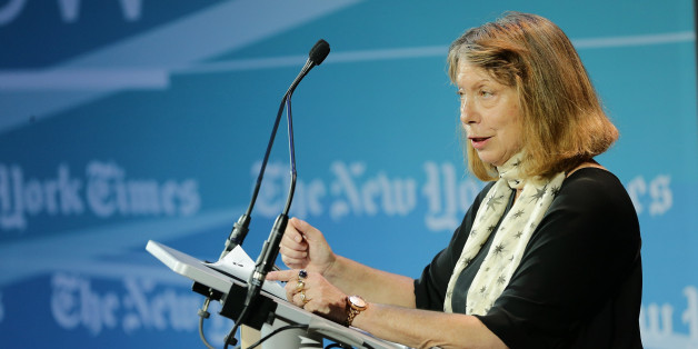 James Clapper Warned Ex-New York Times Editor Jill Abramson Of 'Blood On Your Hands'