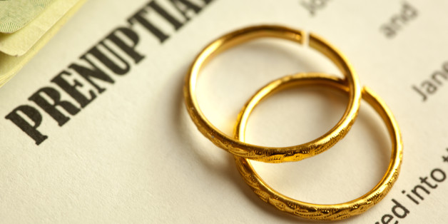 Why You Shouldnt Sign A Prenup Huffpost