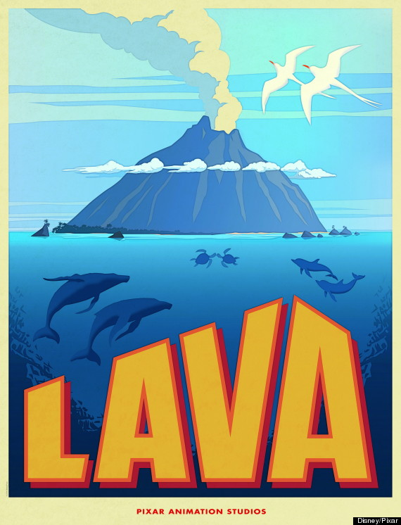 lava poster film