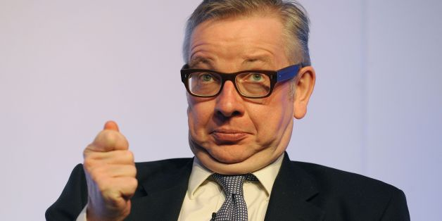 Education Secretary Michael Gove answers questions during the ASCL Annual Conference at the Hilton Metropole, Birmingham.