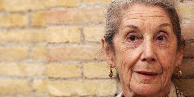 Rome, ITALY:  South African novelist, Nadine Gordimer, Nobel Prize for Literature in 1991, poses during the 5th edition of the Rome literature festival, at the Basilica di Massenzio in Rome, 29 May 2006. AFP PHOTO / TIZIANA FABI  (Photo credit should read TIZIANA FABI/AFP/Getty Images)