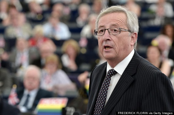 juncker european parliament