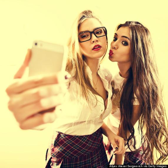selfie sexy girl