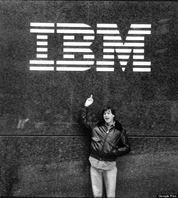 ibm apple
