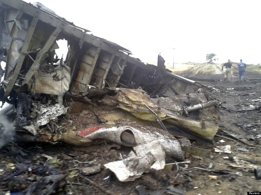 Malaysia Airlines Flight MH17 Victims Are Having Their Phones Answered, Distressed Relatives Say