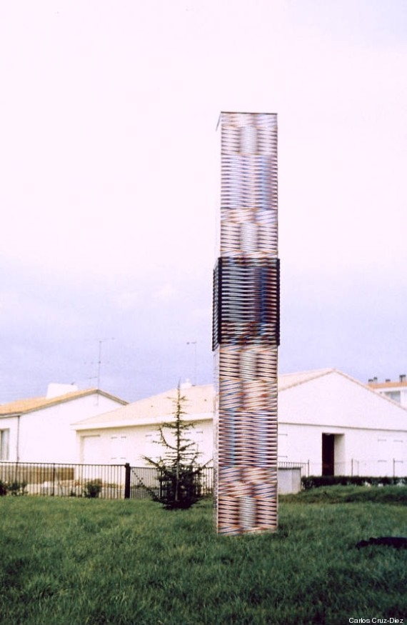 colonne chromointerférente