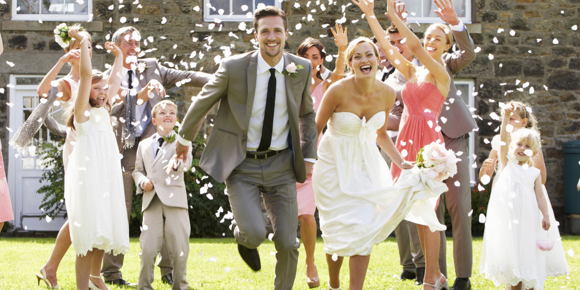 5 Tips for Blending Families With Children at Second Weddings | HuffPost