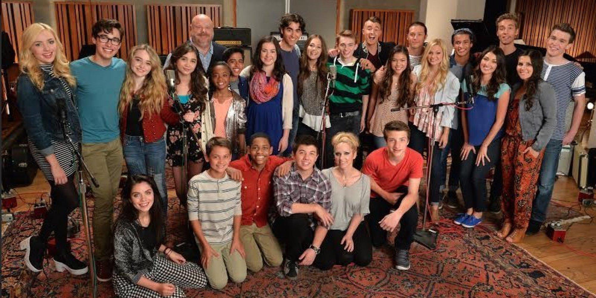 26 Disney Channel Star...