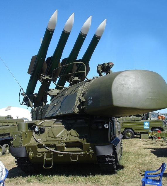 buk m1 missile mh17 malaysia airlines