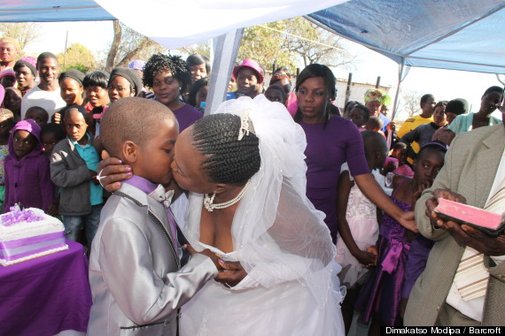 boy 9 gets married
