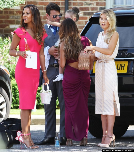 the saturdays wedding