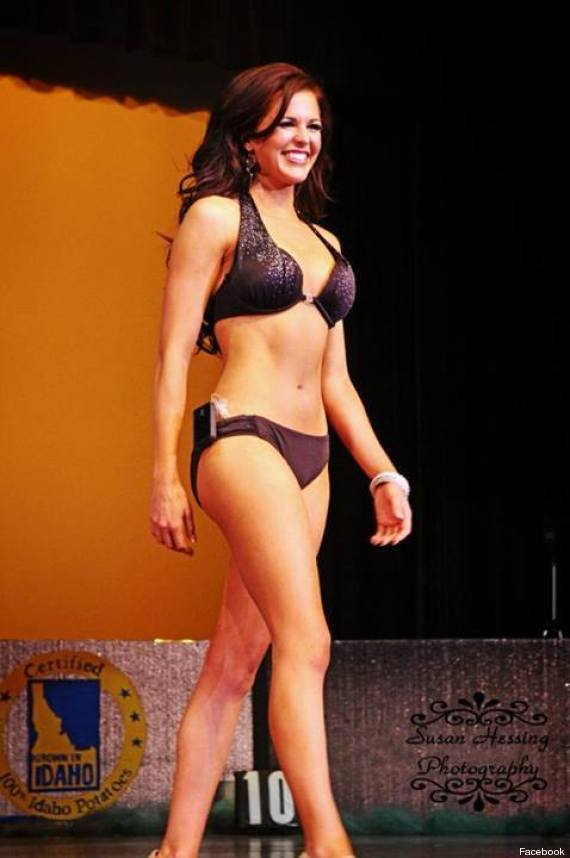 miss idaho 2014 pompe insuline