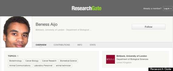 research gate