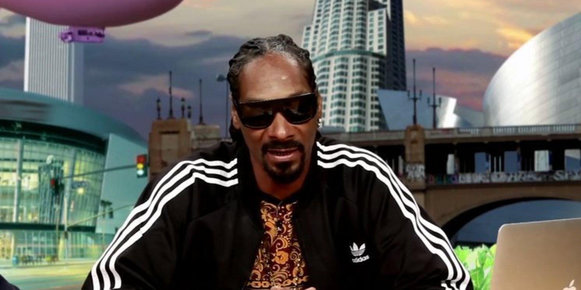 Snoop dogg употреблял кокаин