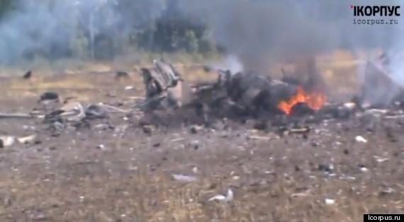 ukraine jets shot down