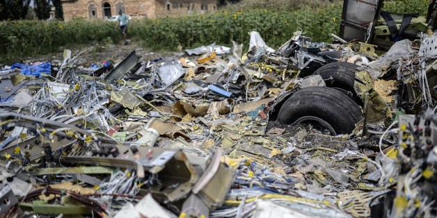 Investigators Download 'Valid' Information From Voice Recorder Of Flight MH17