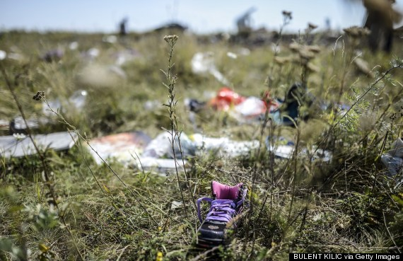 Malaysia Airlines Flight MH17 Victims Are Having Their Credit Cards
