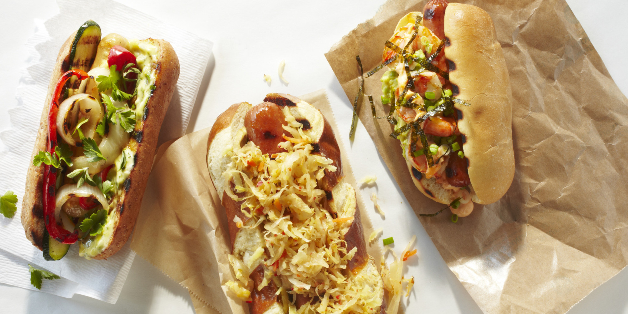 Recette Hot Dog New York