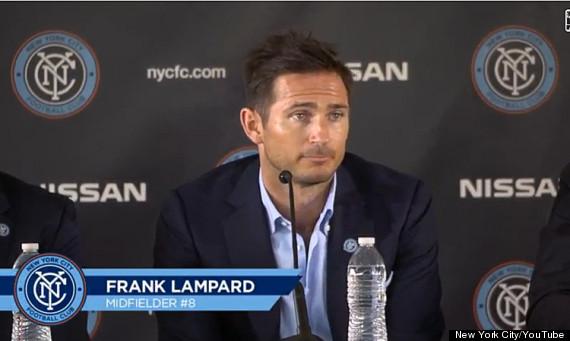 frank lampard new york