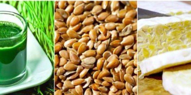 Weizengras hat mein Leben verändert