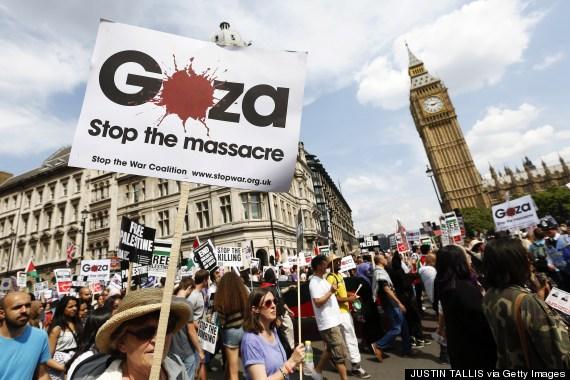 gaza london