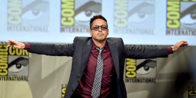 'Avengers 2' Comic-Con Footage Offers 'Darker,' 'Incredible' Look At 'Age Of Ultron'