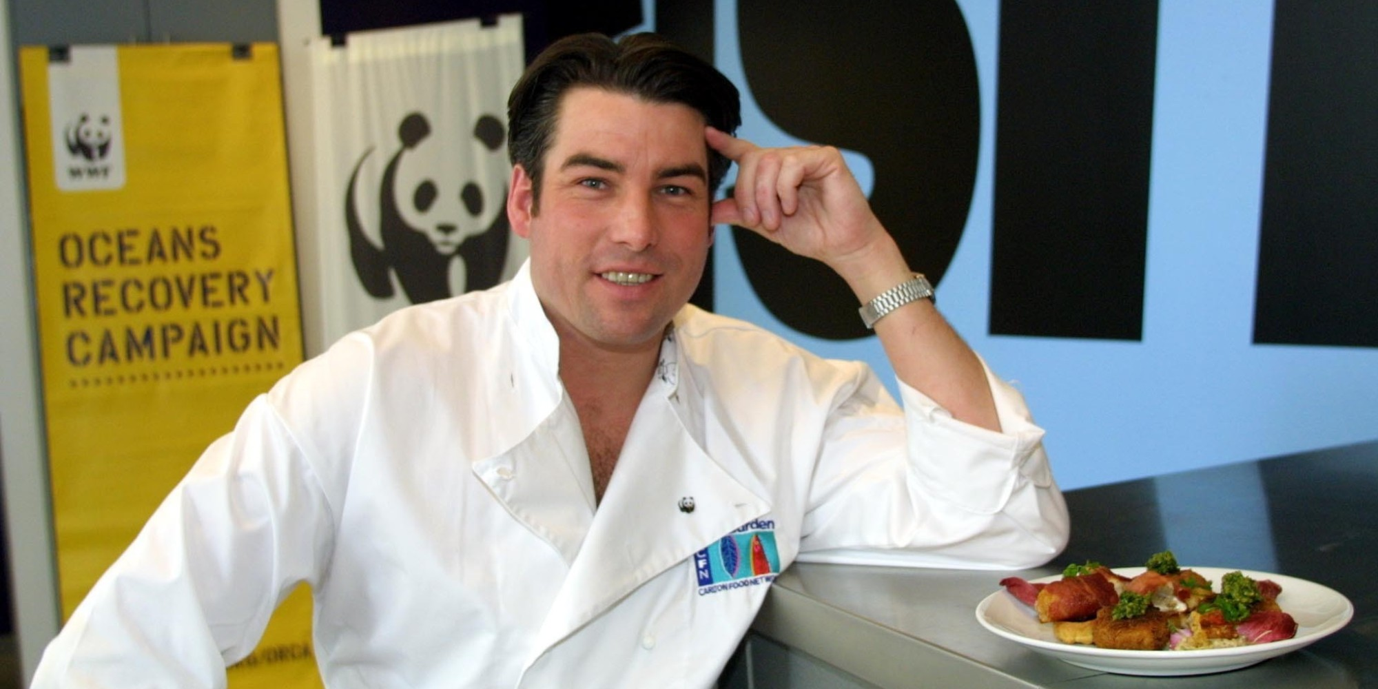 ross burden dead tributes for tv chef who has died from. Black Bedroom Furniture Sets. Home Design Ideas
