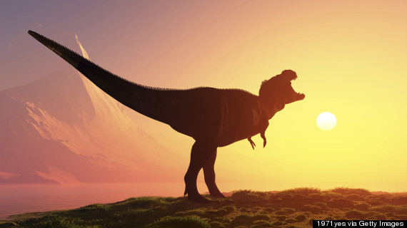 The Dinosaurs Were Just 'Unlucky' Scientists Conclude