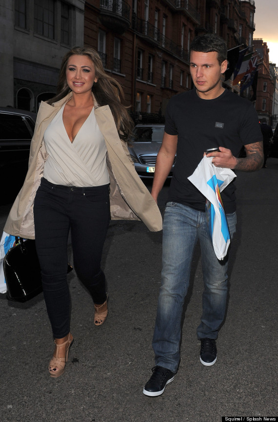 lauren goodger jake mclean