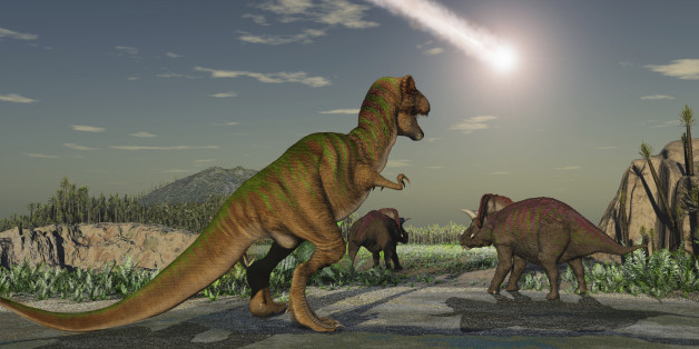 Dinosaur-Killing Asteroid Struck At Just The Wrong Time, New Study Suggests