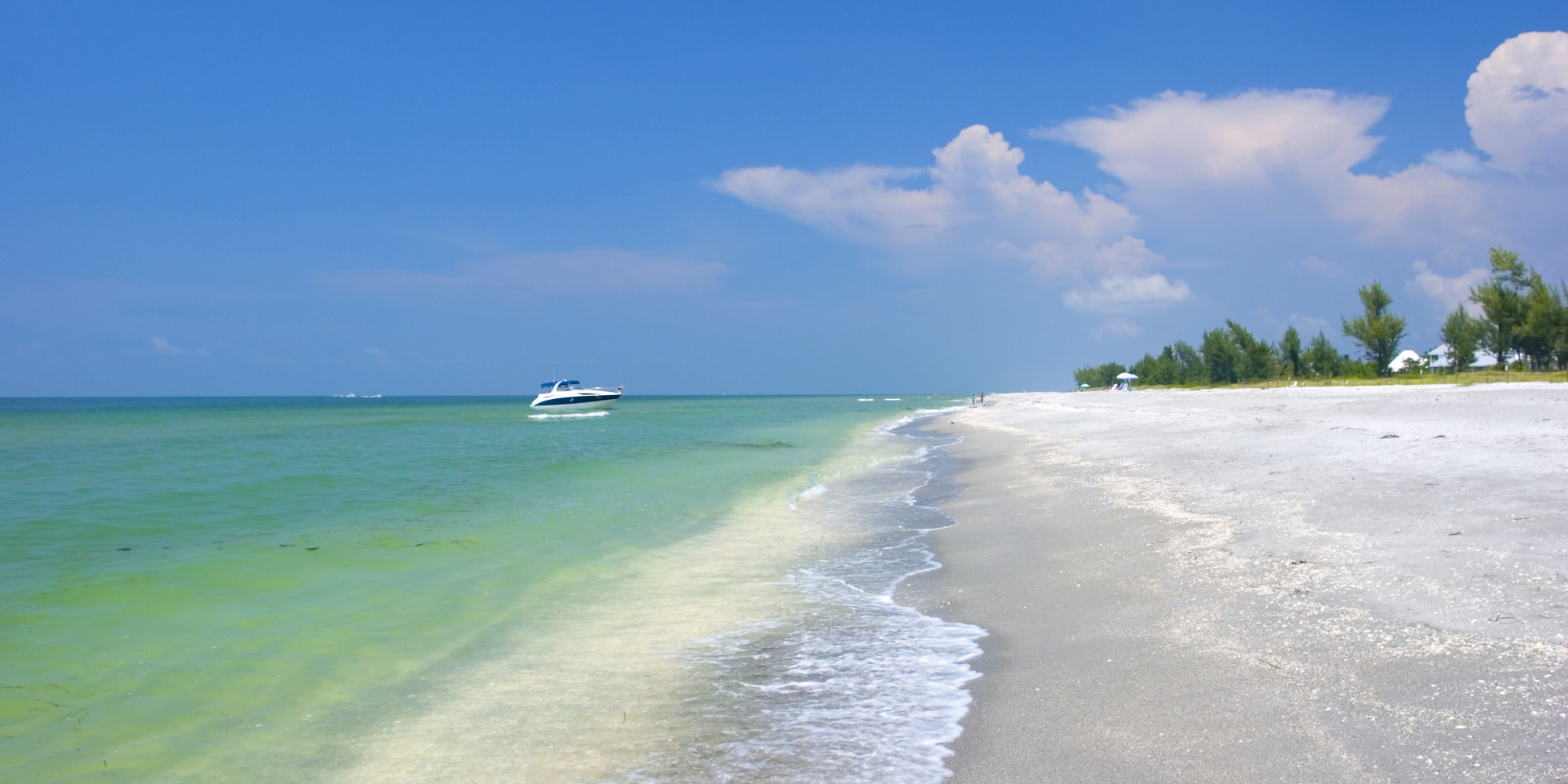 Treasure Island Florida Ocean
