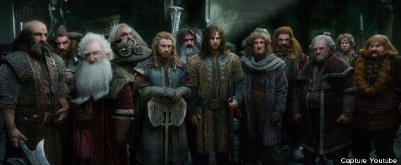 le hobbit la bataille des cinq armées