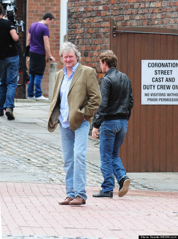 jim mcdonald coronation street