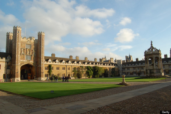 cambridge trinity college