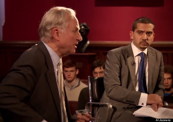 mehdi hasan and richard dawkins