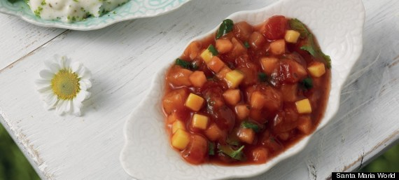 melon salsa recipe
