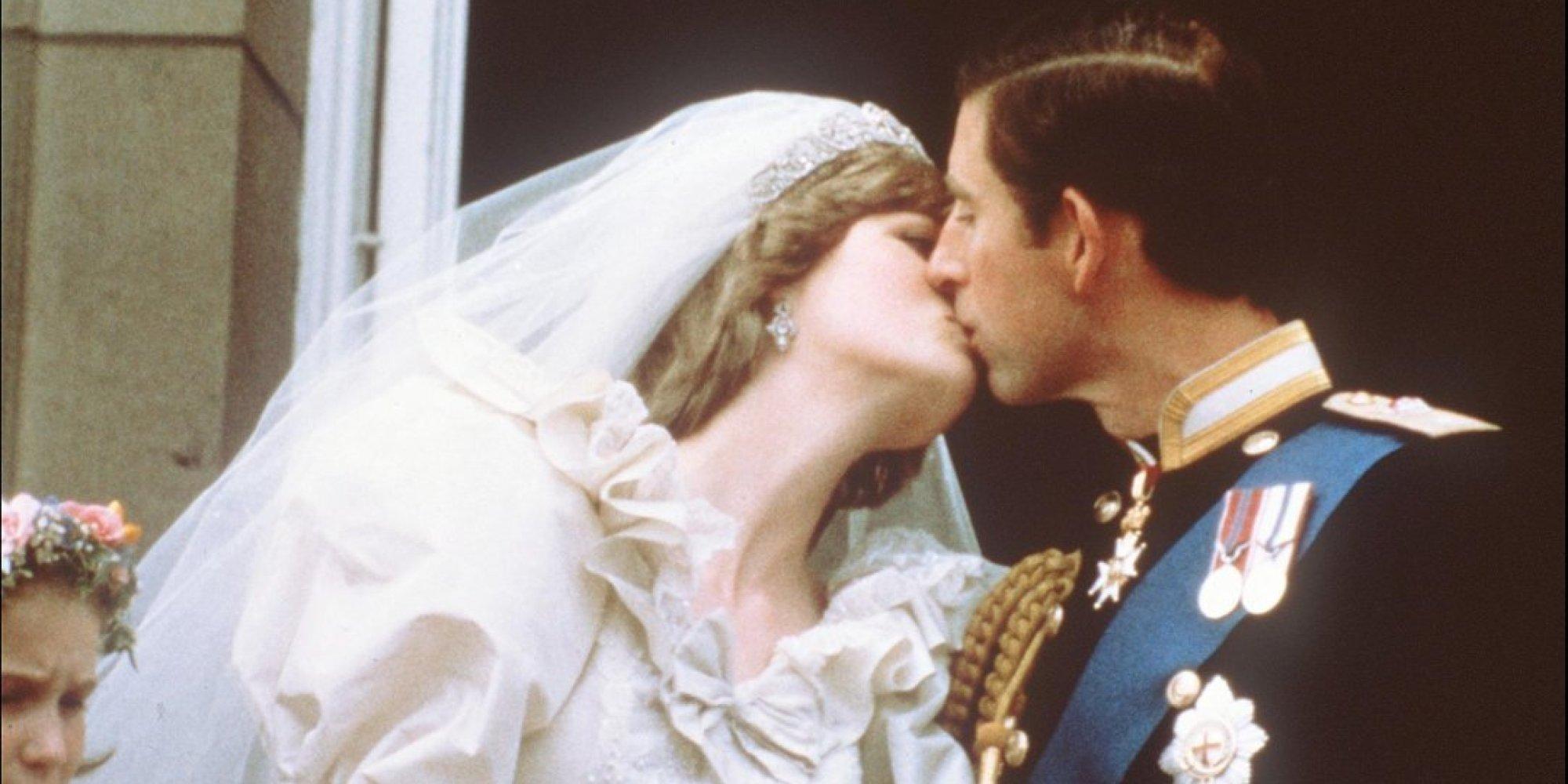 a look back at princess diana & prince charles' wedding | huffpost