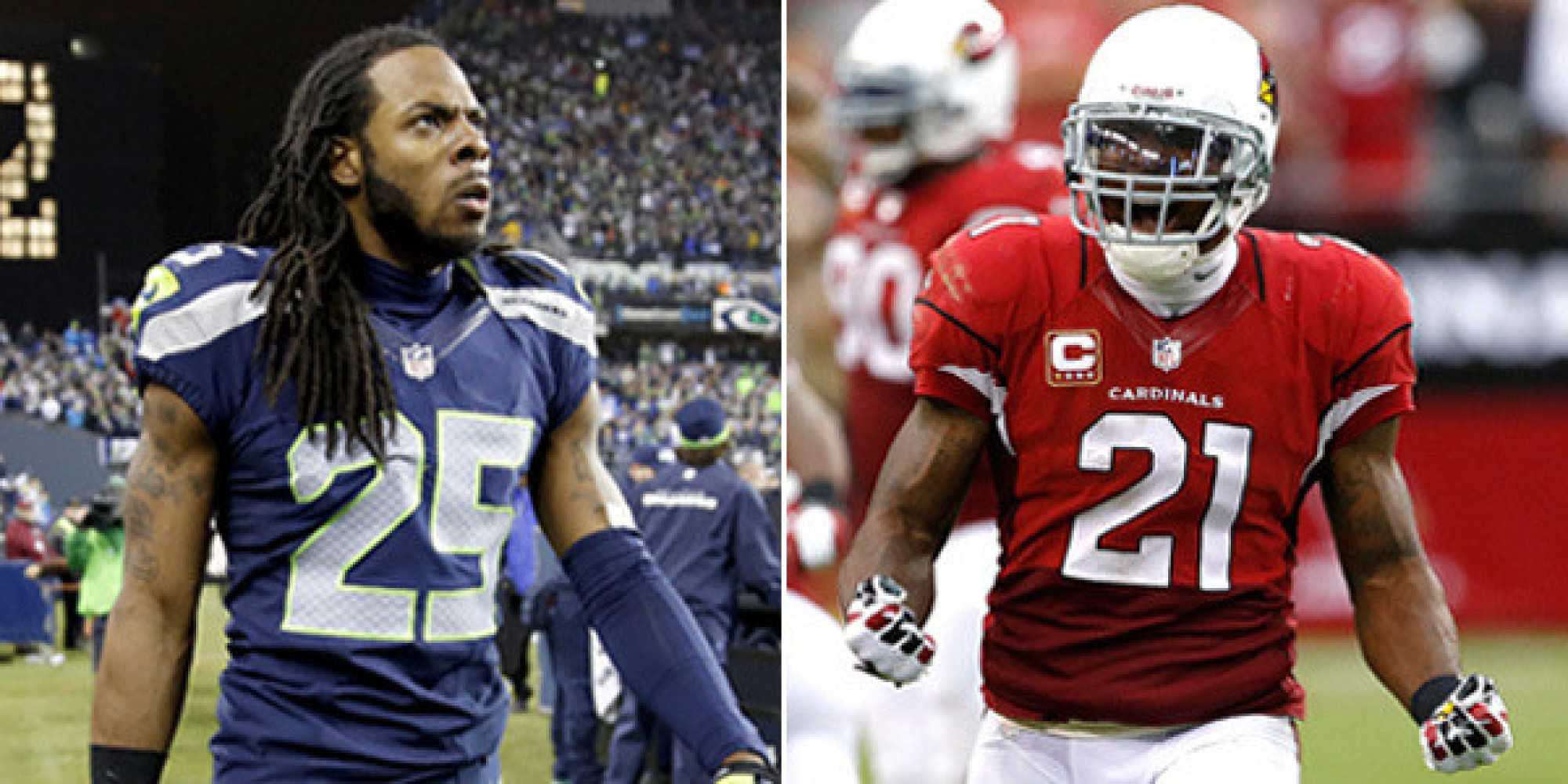Patrick Peterson s New Deal Gave Richard Sherman An Excuse To