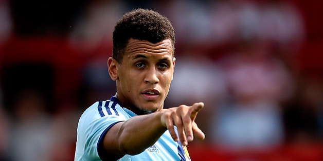 STEVENAGE, ENGLAND - JULY 12:  Ravel Morrison of West Ham in action during the Pre Season Friendly match between Stevenage and West Ham United at The Lamex Stadium on July 12, 2014 in Stevenage, England.  (Photo by Ben Hoskins/Getty Images)