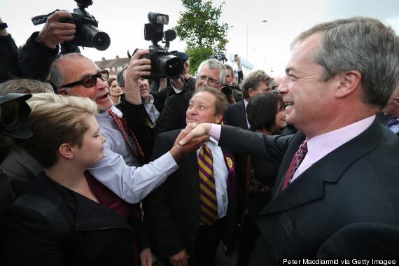 nigel farage handshake
