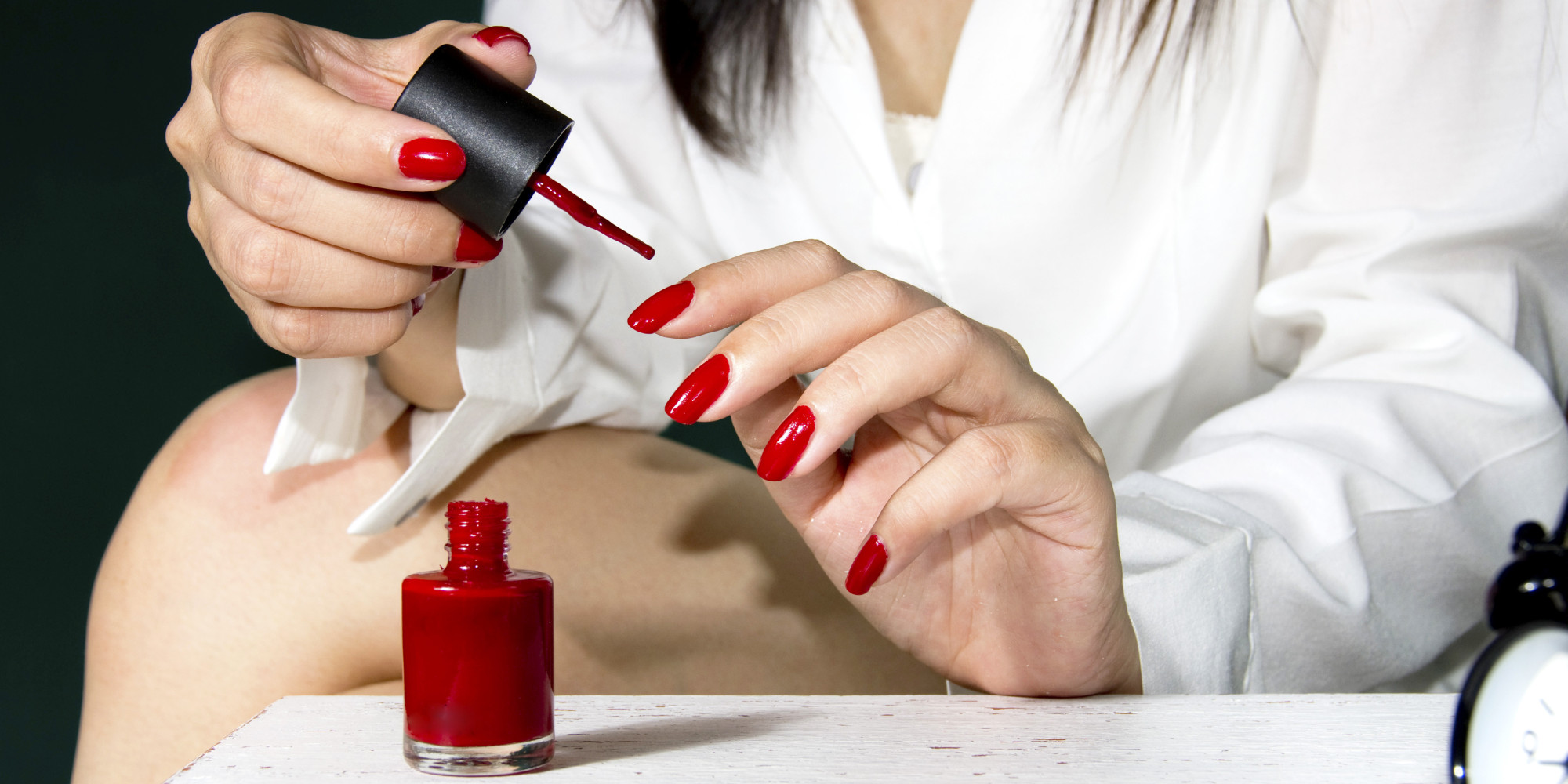 The 19 Things That Happen Every Time You Get A Manicure | HuffPost