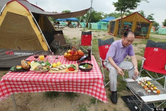 간편하게 만드는 '한우 캠핑요리' 레시피 5
