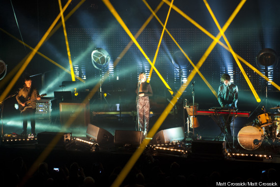london grammar performing