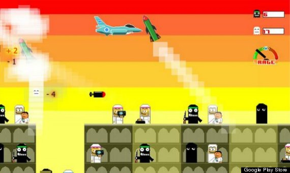 'Bomb Gaza' Android Game In Google's Play Store Causes Justifiable Outrage