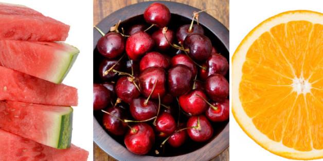 당신은 이제까지 잘못된 방법으로 과일을 잘랐다 (GIF)