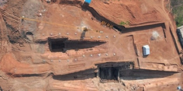 King's 2,100-Year-Old Mausoleum, Vast Trove Of Artifacts Discovered In China