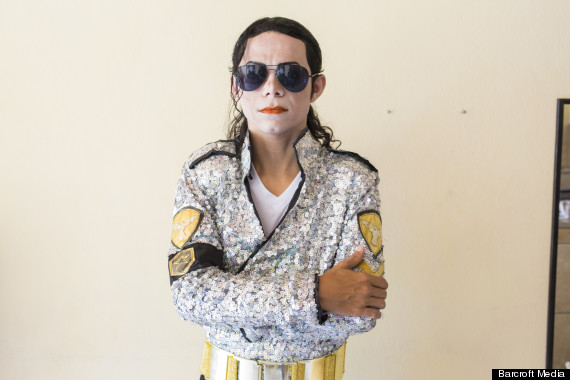 Michael Jackson Impersonator, Gleidson Rodriguez, Spends Thousands On Plastic Surgery To Look Like Idol