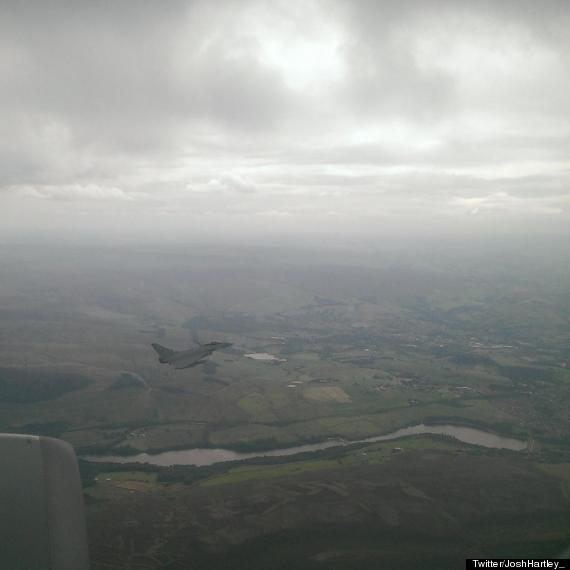 manchester airport raf