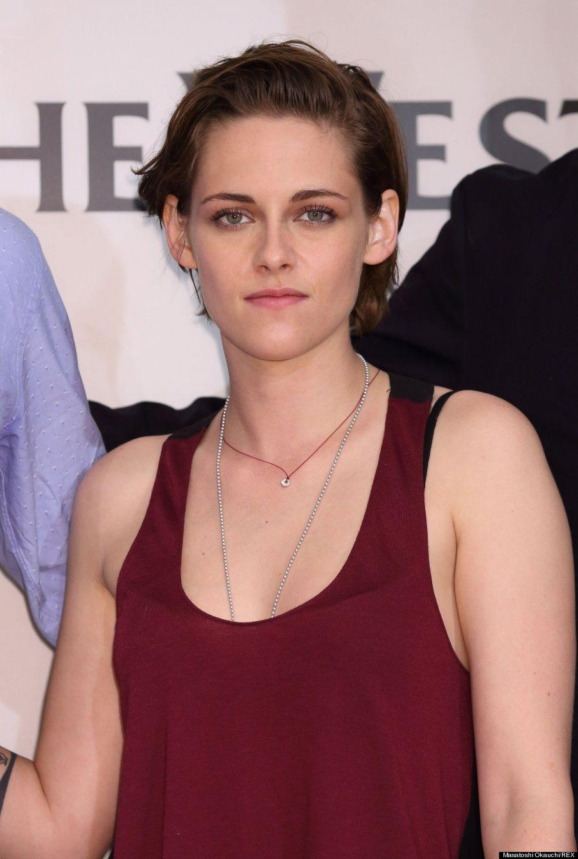 Kristen Stewart Goes Back To Bella Swan Brown Hair